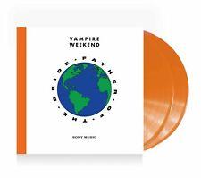 Vampire Weekend: Father Of The Bride Orange Coloured Vinyl 2 x LP