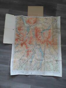 Ordnance Survey Tourist Map Of The Lake District