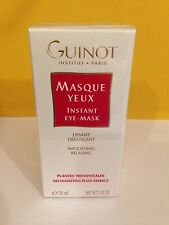 Guinot Instant Eye Yeux Mask Masque 30ml(1oz) Fresh New * Sale