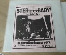 LP The Rolling Stones Ster-E-O Baby Unofficial Release Live In New York RSVP 007