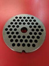 """#1003 1/4"""" Carbon Grinder Plate For #22 Grinder New"""