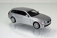 Herpa 034401 005 BMW 5er Touring F11 glaciersilber metallic Scale 1 87 NEU OVP
