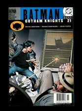 Batman Gotham Knights # 21 Newsstand (DC, VF / NM) Flat Rate Combined Shipping!