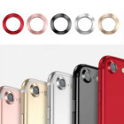 Alloy Rear Camera Lens Protector Cover Ring for Apple iPhone 7/ 7 PLUS
