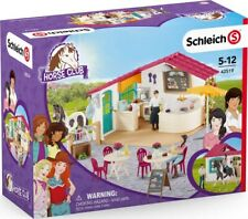 Schleich horse club rider café set with figures and accessories - rrp £52.99