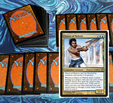 mtg BLUE WHITE AZORIUS COMMANDER EDH DECK Magic the Gathering cards daxos