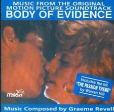 GRAEME REVELL Body of Evidence (Bande Originale, 1993) [CD]