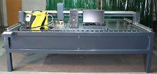 Neue CNC Plasmaschneidanlage Mittelformat Vollausstattung mit THC Steuerung