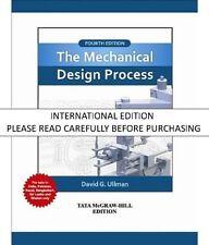 Mechanical Design Process, 4th ed. by David Ullman