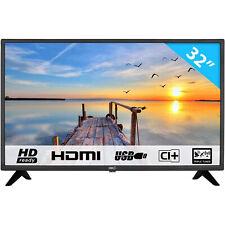 "TV LED HKC 32F1D 32"" POLLICI HD READY 720p DIGITALE TERRESTRE HDMI DVB-T2 VESA"