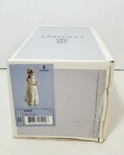 "Vintage Retired Lladro 5429 ""Nina Y Tarta"" ""Girl And Cake"" Box Only"