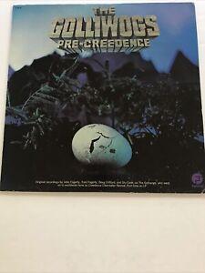 Golliwogs, The - Pre-Creedence - Used LP - 1975 Reissue Fantasy F-9474 -NM Vinyl
