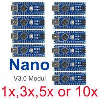 Nano V3.0 5V 6PWM 16MHz Multipack Compatible ATmega328P For Arduino