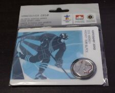 2010 25 cents Vancouver Olympic winter sport cards Ice Hockey 2007