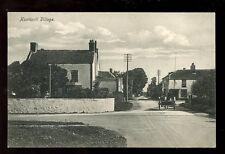 Somerset HUNTSPILL Village Inn and milk cart? early PPC by Burnett Hex stores