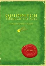 Harry Potter: Quidditch Through the Ages by Kennilworthy Whisp (Hardcover)