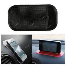 Black Car Dashboard Anti-Slip Mat Non-slip Sticky Pad For Key GPS Phone Holder