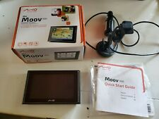 "Mio Moov 500 United States 4.7"" Portable Gps Navigation. COMPLETE VERY NICE."