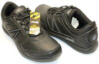 Avia A1461WBVS Slip Resistant Avi-Focus Women Food Service Rubber Shoes Black 10