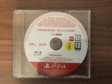 Kingdom Hearts HD 1.5 & 2.5 Remix PS4 Playstation 4 juego promocional