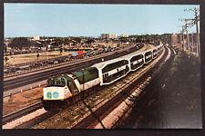Postcard ~ Rail ~ Toronto  Hawker-Siddeley Canada  F40PH No. 510