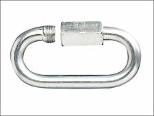 Faithfull - Quick Repair Link 8.0mm Zinc Plated (Pack of 2)