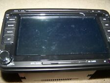 Car Stereo Radio DVD CD Player GPS WG8010-2 ~NEW & FREE SHIPPING