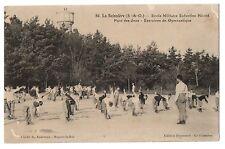 CPA 78 - LA BOISSIERE (Yvelines) Ecole Militaire Enfantine Hériot. Parc des Jeux