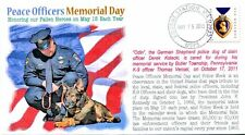 COVERSCAPE computer designed Peace Officer Memorial Day event cover