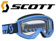 SCOTT RECOIL MOTOCROSS GOGGLE BLUE NEW
