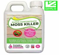 MOSS KILLER & ALGAE REMOVER 5L Concentrate 1 | 20 PARTS WATER