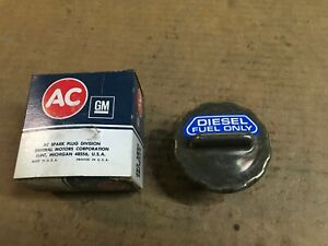 New AC GM Gasoline Tank Cap GT101