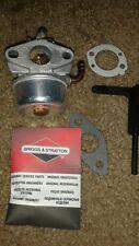 Briggs & Stratton OEM 591299 Carburetor Also replaces 798650, 698474, 791991 OEM