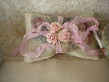 Lavender Potpourri Sachet: Shabby Chic Roses