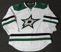 New Dallas Stars Authentic Team Issued Reebok Edge 2.0 Hockey Jersey NHL White