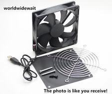 Netgear R6300V2/R6250/R6200/R6100 Wireless Router Cooling Fan USB Port
