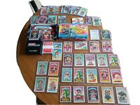 Garbage Pail Kids Lot#2 — NM MT  Condition - Various Adam Bomb Sketch On Demand