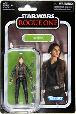 """Star Wars Vintage Collection - 3 3/4"""" JYN ERSO Action Figure ~ Hasbro"""