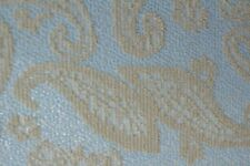 SALE!!! Ethnic Mango Leaf Soft Lurex Poly Jersey Dress Fabric Material (Blue)