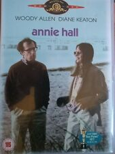Annie Hall Dvd Woody Allen Diane Keaton very good condition free post