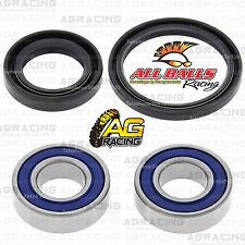 All Balls Rodamientos de Rueda Delantera & Sellos Kit Para Honda Xr 600R 2000 Motocicleta 00