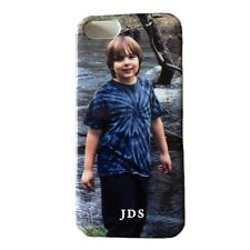 Custom iPhone 5,5s Case Personalized Photo Picture Printed on Hard Case Cover