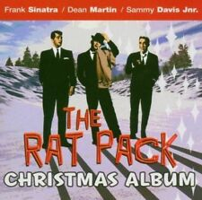 Official Frank Sinatra Dean Martin Sammy Davies The Rat Pack Christmas Album CD