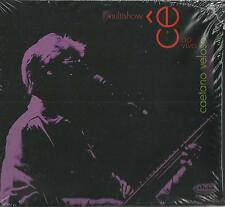 Caetano Veloso - Ce Multishow Ao Vivo ( CD ) NEW / SEALED