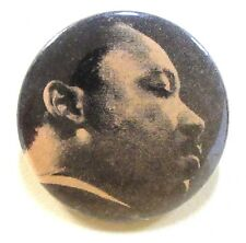 """Martin Luther King photo side profile of face 1.75"""" pinback button"""