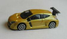Bburago Renault Megane Trophy gelbmetallic 1:43 Modellauto Sportwagen Motorsport