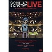 Demon Days Live [DVD], Very Good DVD, Gorillaz,