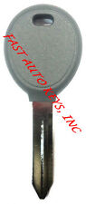 NEW CHRYSLER DODGE JEEP REPLACEMENT UNCUT TRANSPONDER CHIPPED KEY BLADE Y160-PT