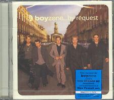 BOYZONE... BY REQUEST - CD (NUOVO SIGILLATO)