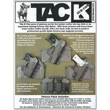 New listing Tac Sub Compact K Clip Holster And Mag Pouch Pattern Pack- Free Shipping!